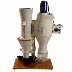 MTI Single Phase Grain Cleaner Laboratory Aspirator