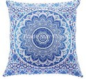 Elephant Mandala Cushion Cover