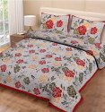Floral Print Double Bedsheet Cotton