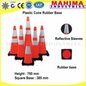 Plastic Cone Rubber Base