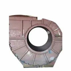 Upto 500 Hp Industrial High Pressure Blower