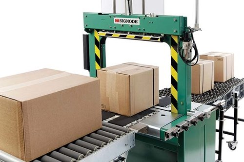 Signode Make Auto Strapping Machine MB1