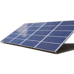 Grid Tie Manually Solar Panel Installation, For Commercial