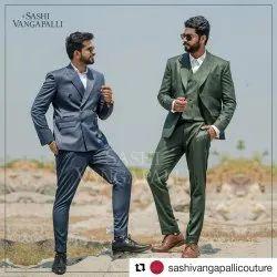 Italian Mens Suiting Shirting Fabrics