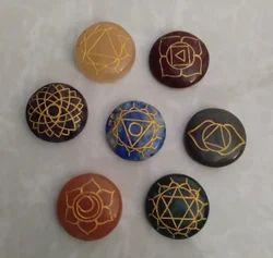 7 Chakra Reiki Set