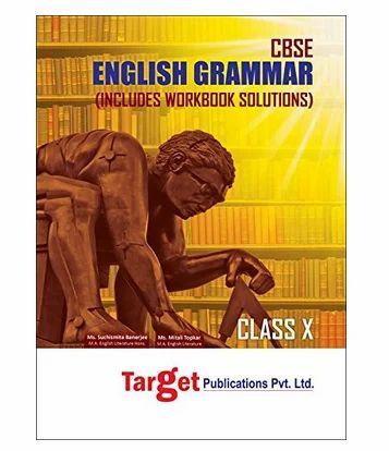 10th Cbse English Grammar Book