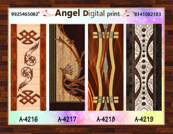 Digital Print Door Laminates