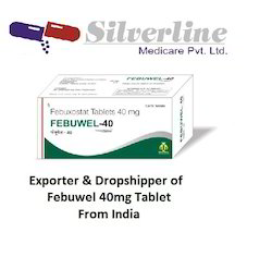 Febuwel 40mg Tablet