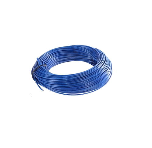 Pvc Coated Wire Rope at Rs 19 /meter | Pvc Coated Wire Ropes | ID ...