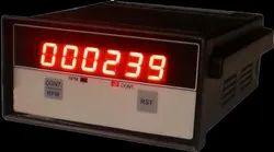 RSPSPL Panel Mount RPM INDICATOR, Model Name/Number: Rspspl-5d, for Industrial