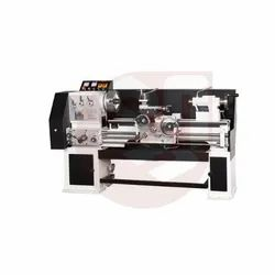 All Geared Medium Duty Lathe Machine - Delux Model