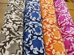 Dabu Printed Cotton Fabric
