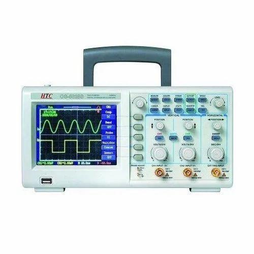 HTC PDO 5025S Oscilloscope, Bandwidth: 25 MHz | ID: 8868910755