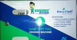 Sanetary Pad Vending Machine