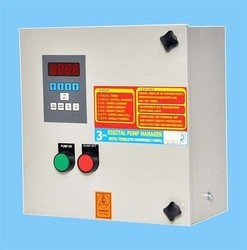Rain Water Harvesting Control Panels