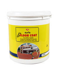 Surfa Floor Coat Pu-Acrylic Based