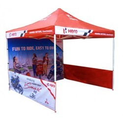 Portable Advertising Tent Service
