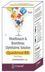 Moxifloxacin 0.5% And Bromfenac 0.009% Eye Drops (quadmox-br)