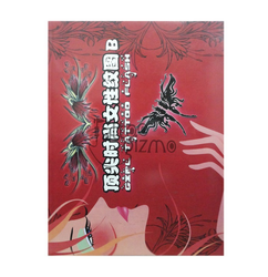 Girl Tattoo Book Specially For Girls Flash Designs A3