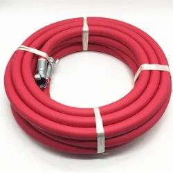 Super Hoze Red CNG Hose SAE J30 R6, Size: 0.5 to 5 inch