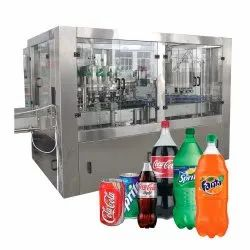 CARBONATED DRINK BOTTLING PLANT