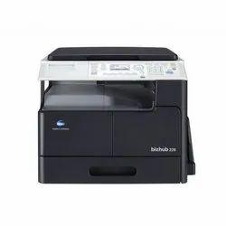 Konica Minolta MFD 206/ 226 Multifunction Printer