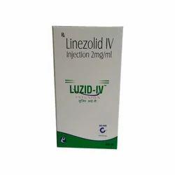 Linezolid IV Injection 2 mg/ml