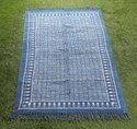 Large Size Handmade Cotton Rugs & Carpets