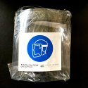 Coloured Gumsheet Face Shield Sticker Labels, Size: Custom, Packaging Type: Packet