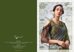 T-m Tathya-2 Series 3209-3222 Stylish Party Wear Saree