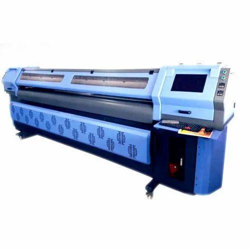 Rhino- 3304/8 Solvent Printer