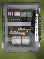 3 : 3 DCDB Upto 15Kwp With Disconnector