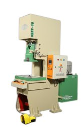 Automatic C Frame Hydraulic Power Press