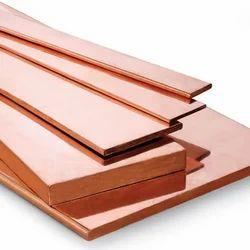 Beryllium Copper Flat Strips