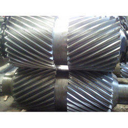 Double Helical Shafts
