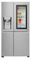 Knock Twice, See Inside, 668 Litres Instaview Door In Door Refrigerator Gc-x247csav