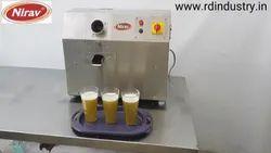 SS Sugarcane Juicer Machine