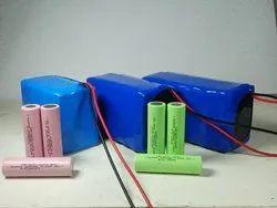 Solar street light sodium ion battery