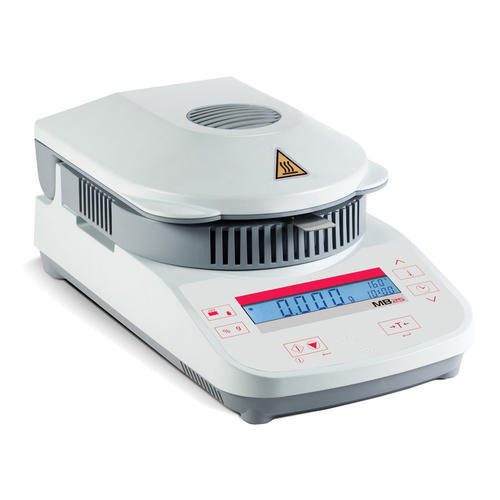 Digital Moisture Analyzer