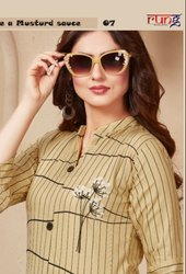 Rung Desire a Modern And Classic Trendy Look Attractive Kurties