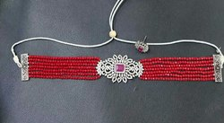 Ad wedding choker set