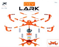 DIY LARK 2.4G 6-Axis Gyro Quadcopter