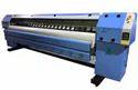 Flex Banner Printing Machine Konica Minolta 512i