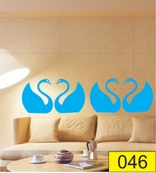 PVC Wall Stencil