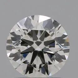 1.00ct Lab Grown Diamond CVD D VS1 Round Brilliant Cut IGI Crtified Type2A
