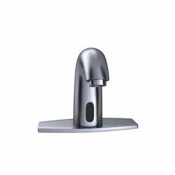 parryware Brass Pillar Sensor Faucet, Table Mount, Single Hole