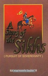 A Story Of The Sikhs Book