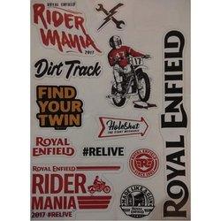 Bike Graphic Sticker
