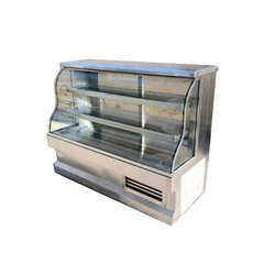 3 Feet Glass Bakery Display Counter
