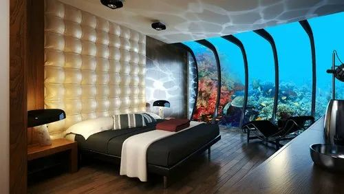 Hotel Interior Designing, 3D Interior Design Available : Yes